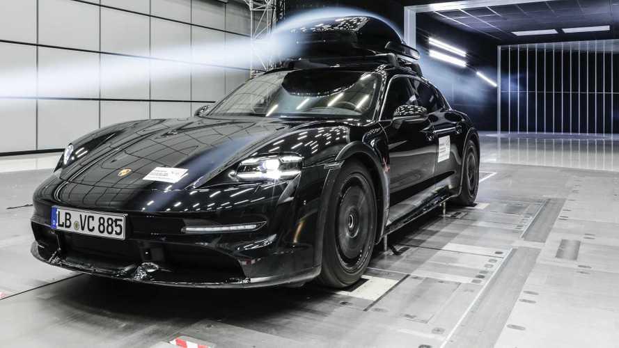 Porsche Rilis Aksesoris yang Dirancang Pakai Terowongan Angin