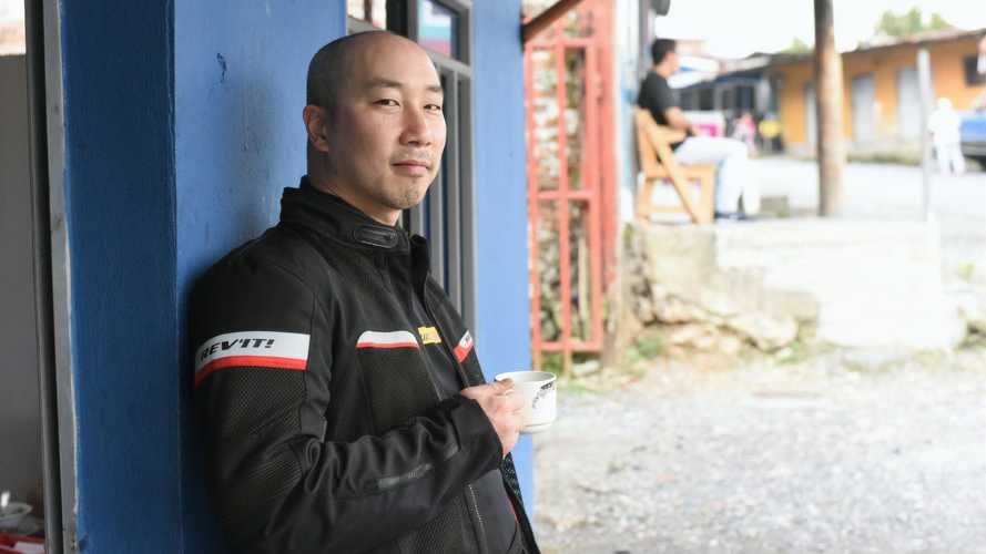 Talking About Asian Americans In Motorcycling With Joonil Park
