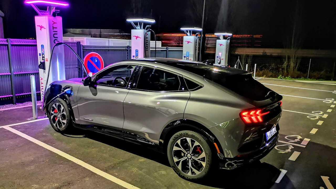 Essai Ford Mustang Mach-E