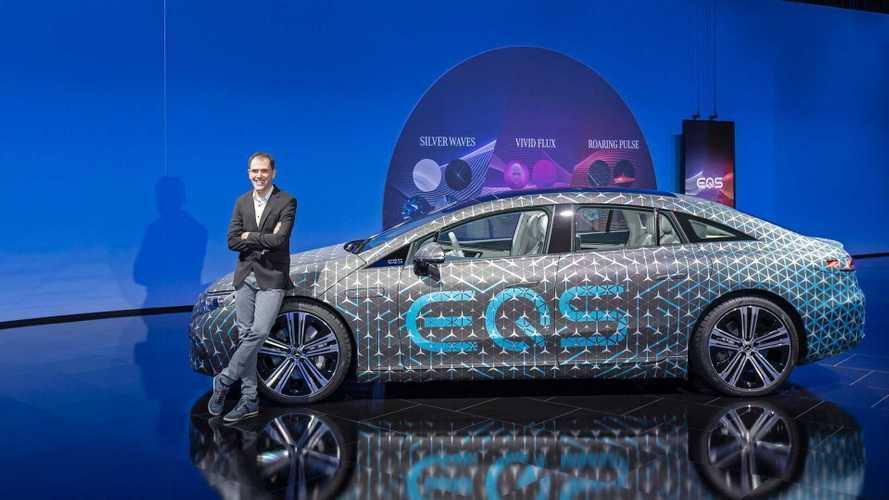 Mercedes EQS: sedã elétrico terá autonomia de 770 km, um recorde