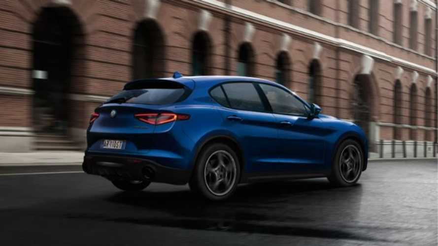 Alfa Romeo Stelvio Sprint Plus 2021: con mucho equipamiento