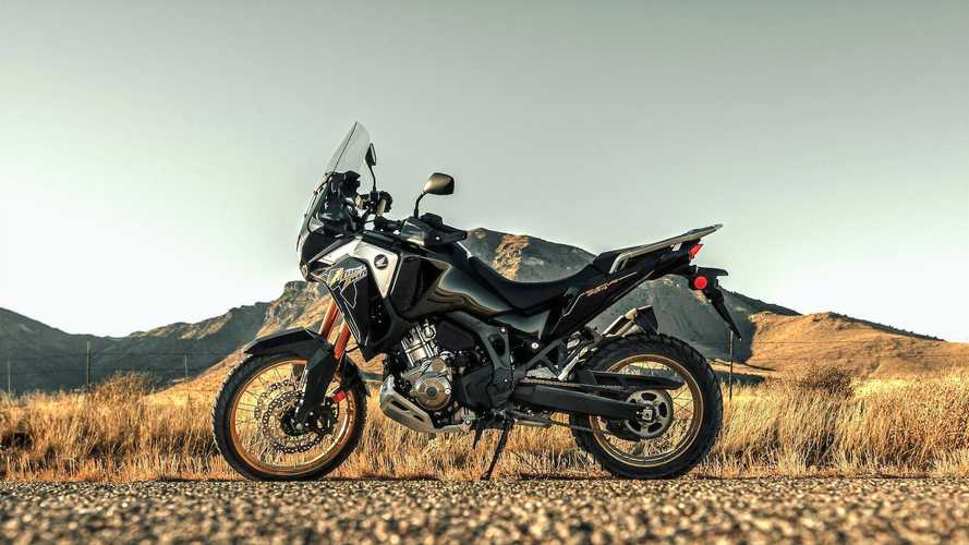 Overland Expo Is Amping Up The ADV On This Honda Africa Twin