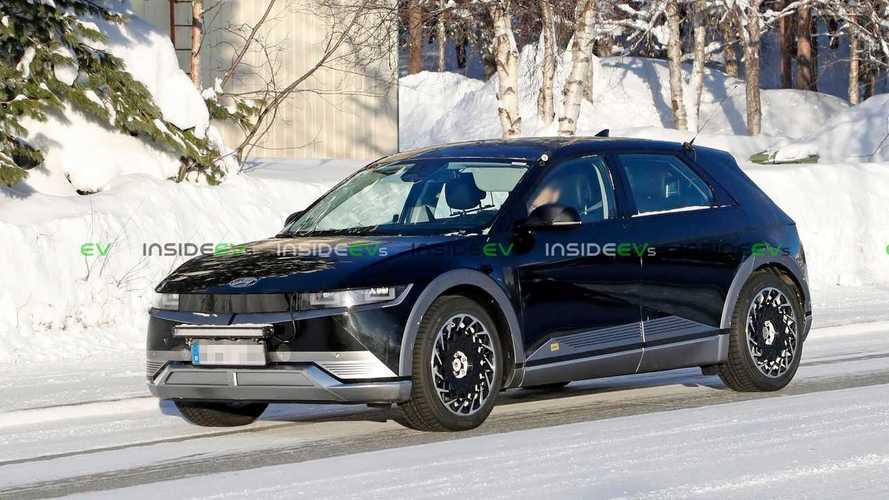 Hyundai Ioniq 5: novo carro elétrico aparece ao vivo pela 1ª vez sem disfarce