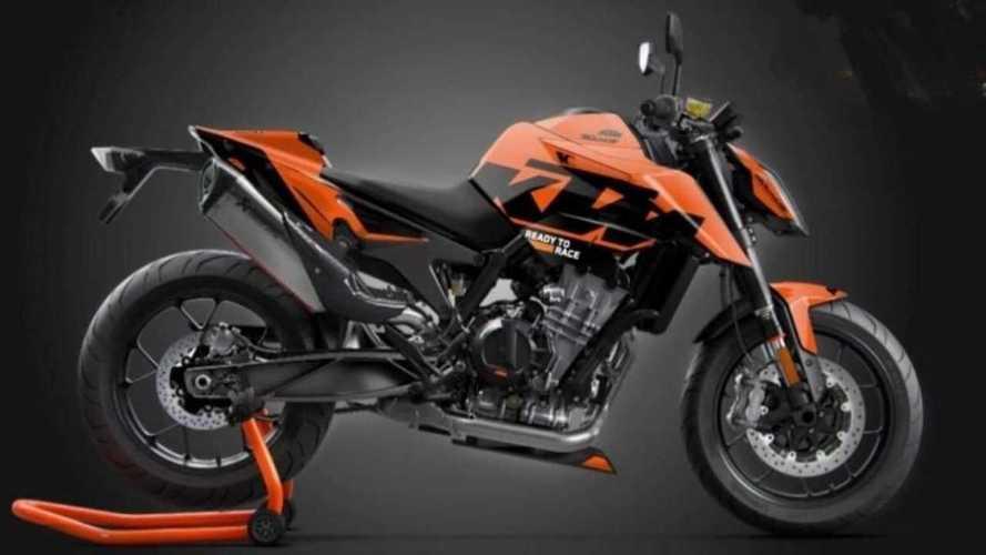 KTM 890 Duke Tech 3 Edition, serie especial del equipo de MotoGP