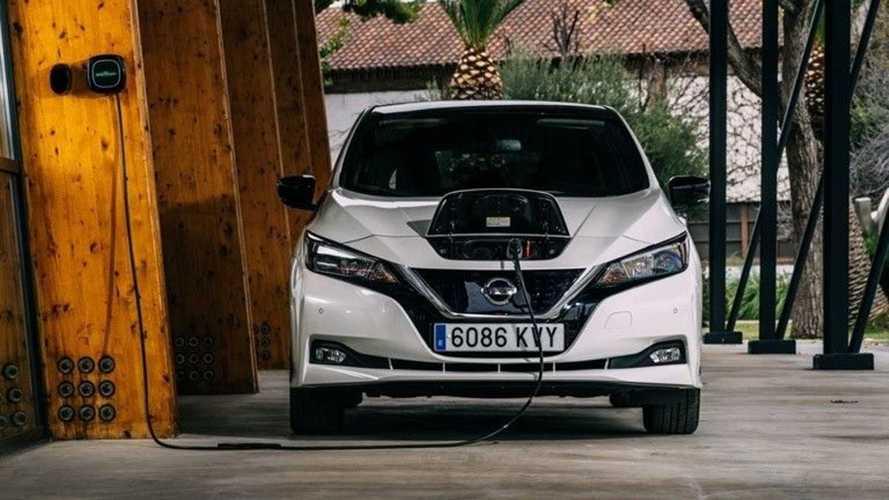 Nissan erweitert sein Wallbox-Angebot