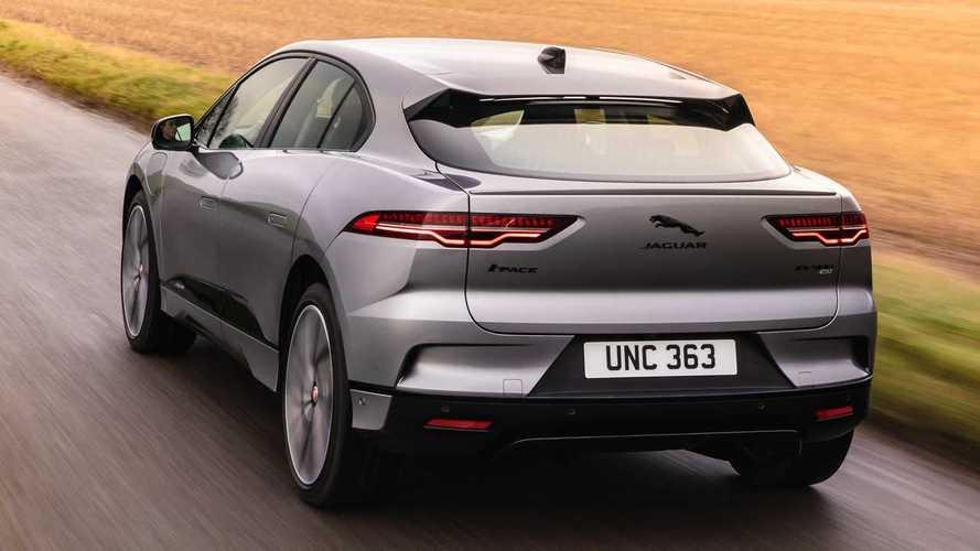 Jaguar I-PACE Sales Barely Improved In Q2 2021