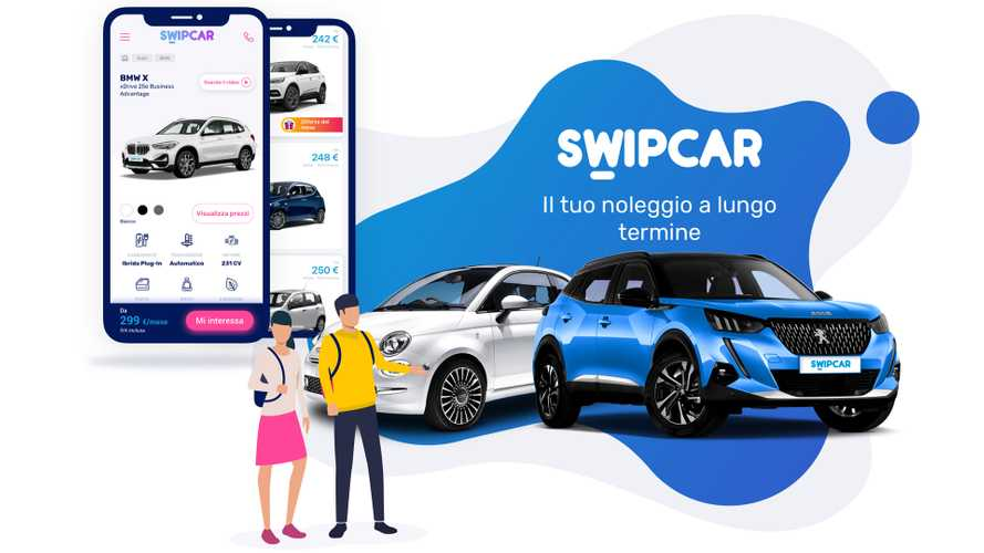 Noleggio a lungo termine, la piattaforma Swipcar arriva in Italia