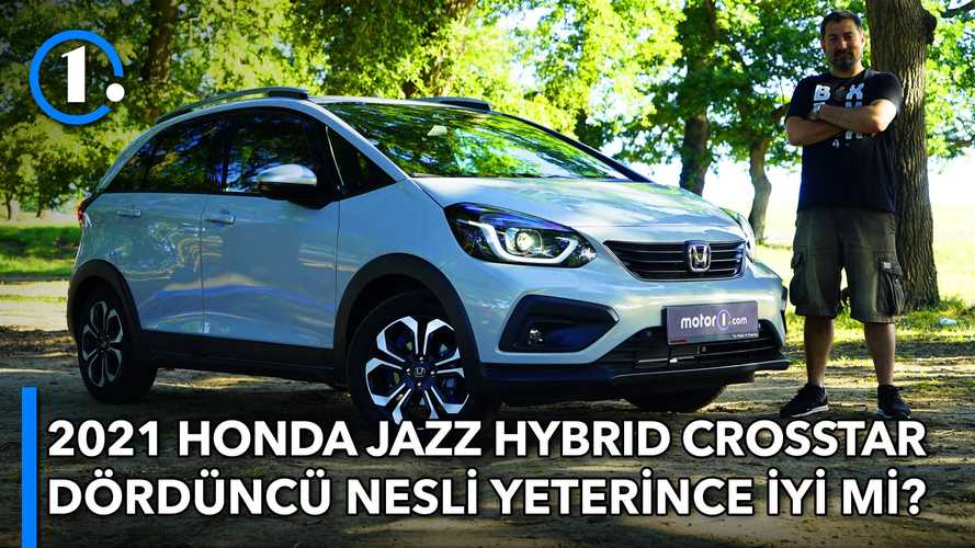 2021 Honda Jazz 1.5 e:HEV Crosstar Executive | Neden Almalı?