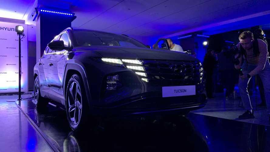 В России представили новый Hyundai Tucson: объявлены цены