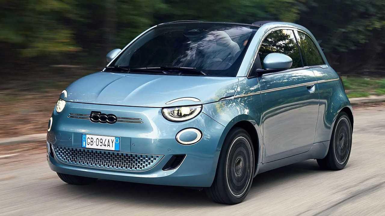 Den  Fiat 500 Elektro gibt es mit All-Inclusive-Paket für 199 Euro monatlich