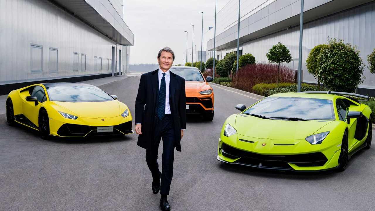 Lamborghini, vendite da record nel primo trimestre 2021