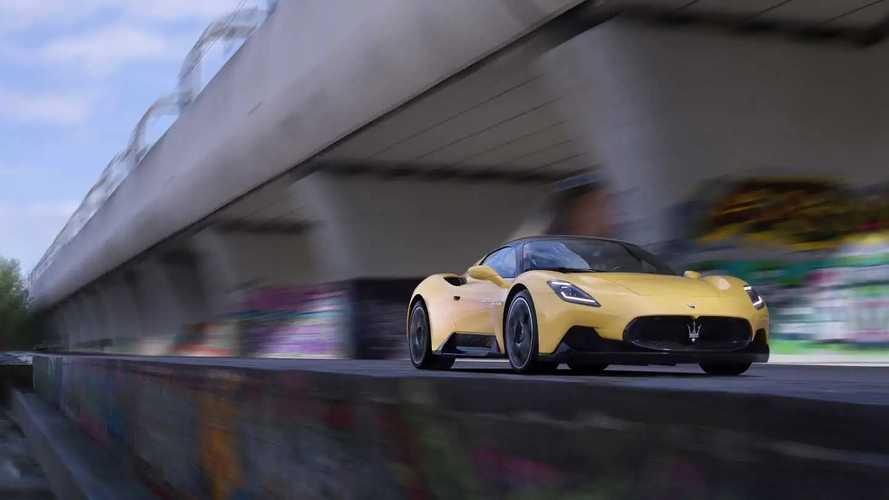 2021 Maserati MC20: First Drive