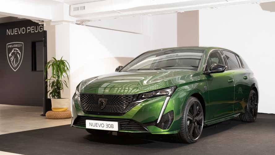 Presentación Peugeot 308 2021