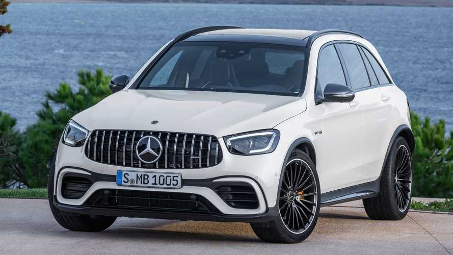 Mercedes-AMG GLC 63 S SUV Finally Joins US Lineup For 2022