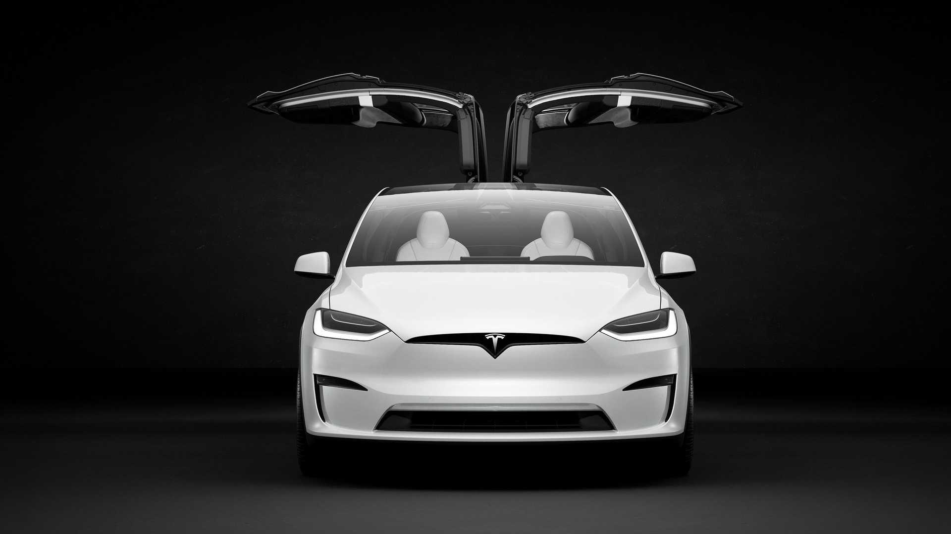 Say nothing about the Tesla Model X Plaid at the event? Think again, it was  there - Autobala