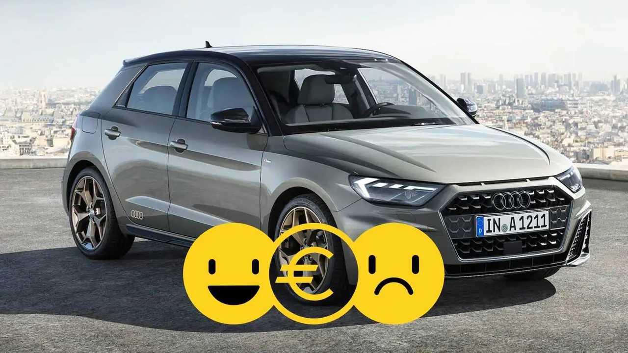 Promozione Audi A1 Sportback, perché conviene e perché no