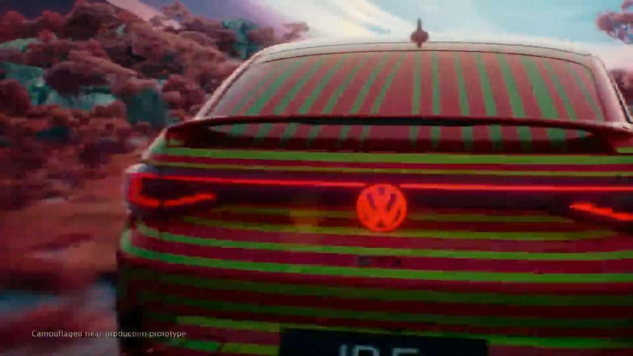 Teaser VW ID.5 GTX