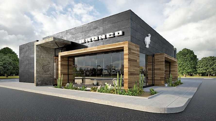 Ford Dealers To Build 100 Dedicated Bronco Stores