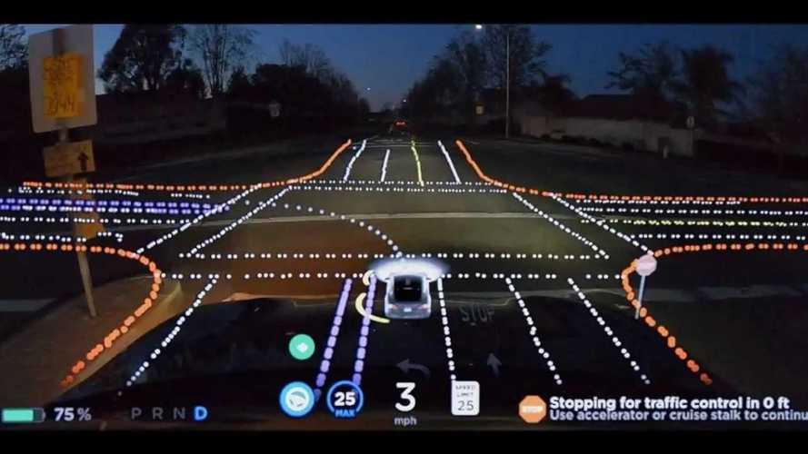 """Ecco il nuovo Autopilot Tesla: addio radar, benvenuta """"prudenza"""""""
