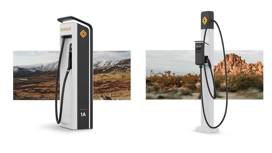 Rivian DC Charging Network: Initially Exclusive, Then Special Rates