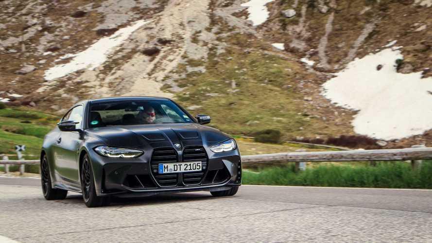 BMW M4 (2021) 6-Gang-Handschalter im Test: Weniger ist nicht mehr