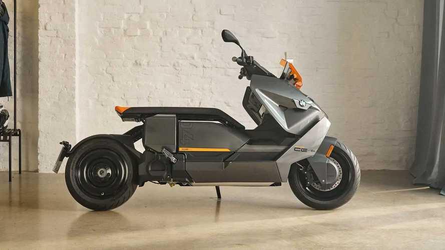 BMW CE 04 (2021)