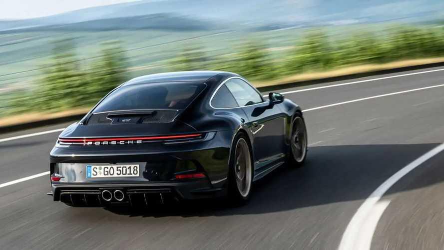 Porsche 911 GT3 Touring (2021) im Test