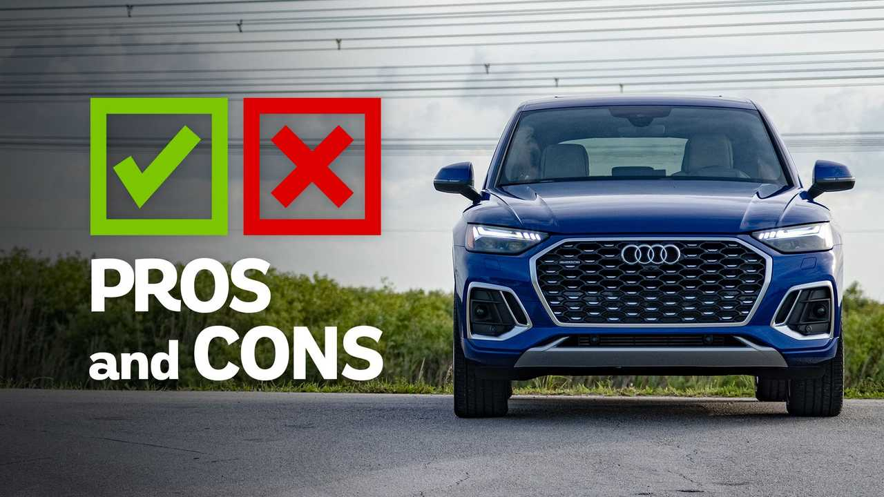 2021 Audi Q5 Sportback Pros And Cons