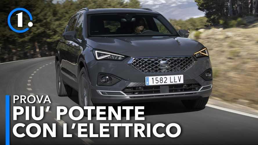 Seat Tarraco e-hybrid, 245 CV plug-in messi alla prova