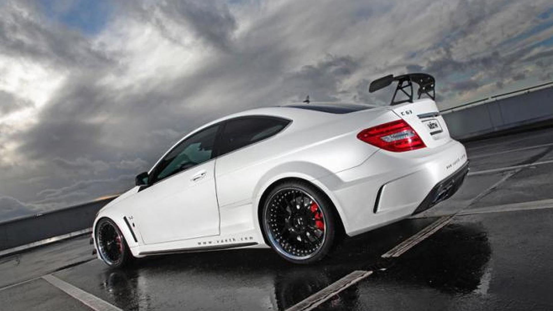 Väth Upgrades Mercedes Benz C63 Amg Coupe Black Series To 756 Hp