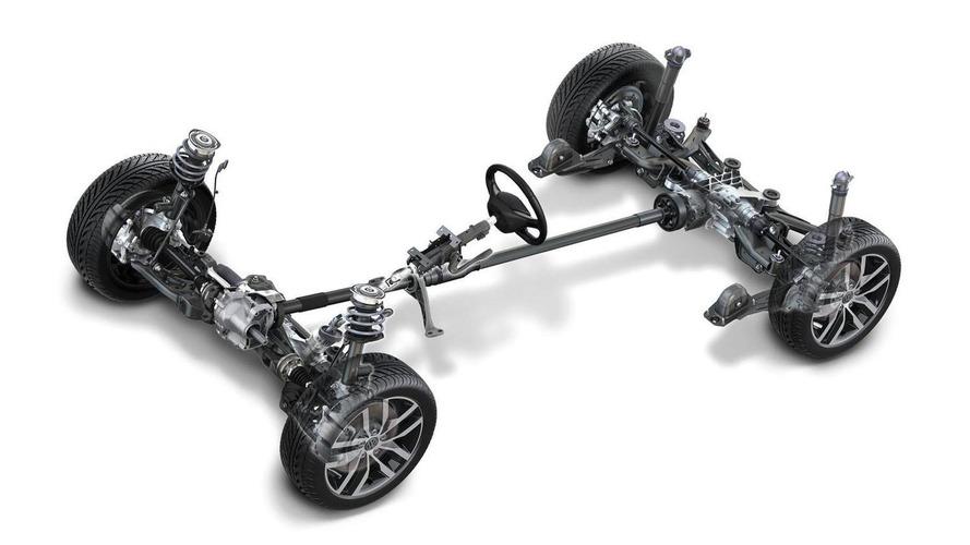 Volkswagen Golf gains 4Motion all-wheel drive [videos]