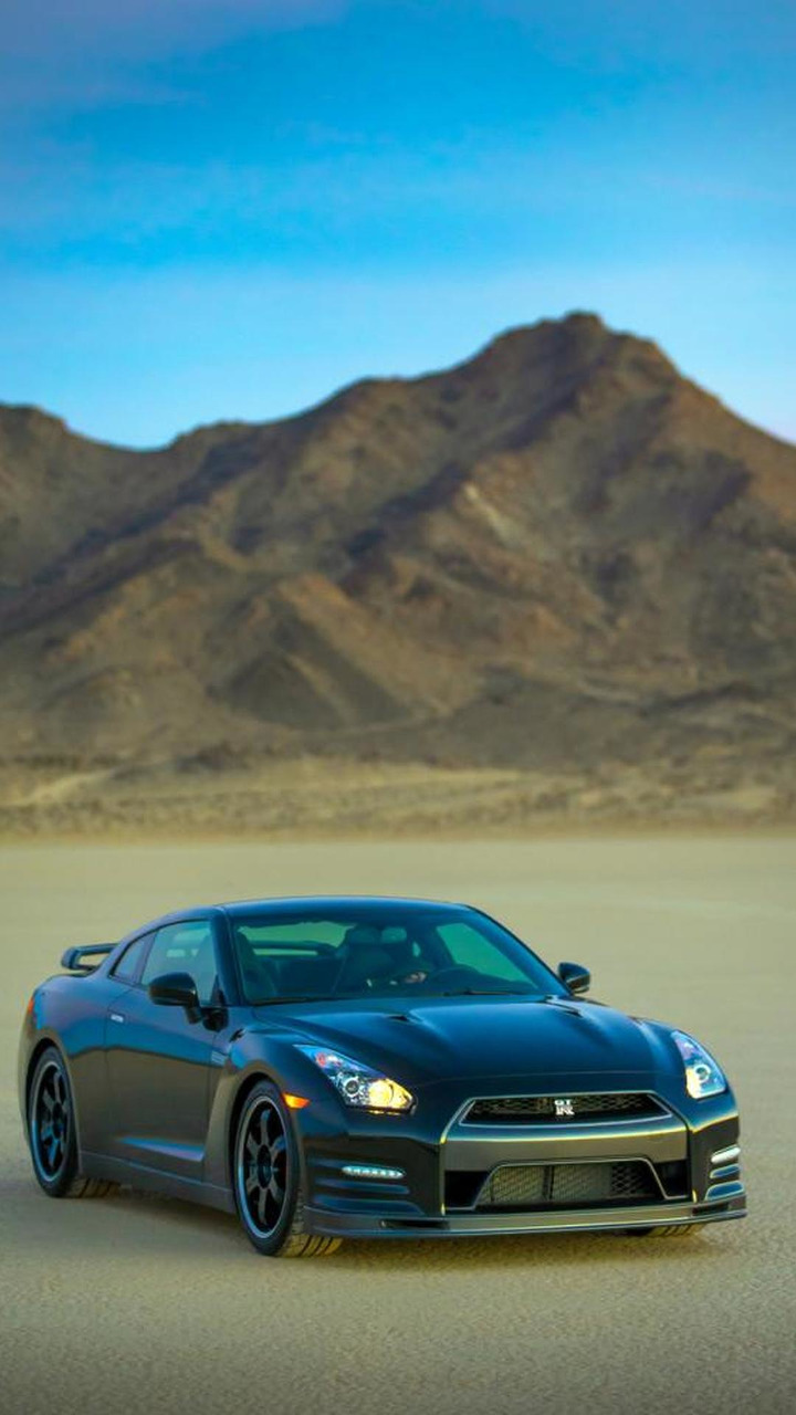 2014 Nissan GT R Track Edition