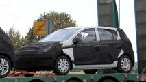 2012 Hyundai i20 facelift spied 11.08.2011