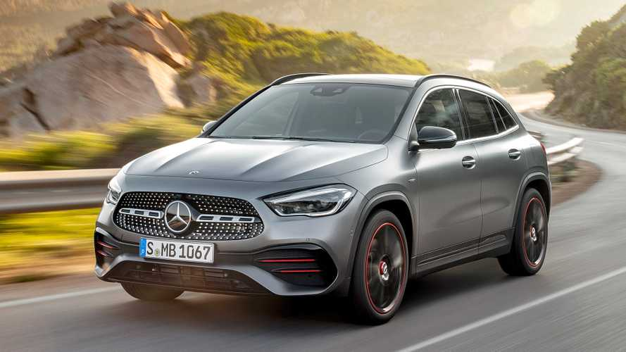 2021 Mercedes GLA Costs $36,230, 4Matic AWD Is $2,000 Premium