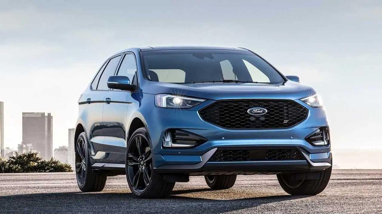 9. 2019 Ford Edge ST: 6.6/10