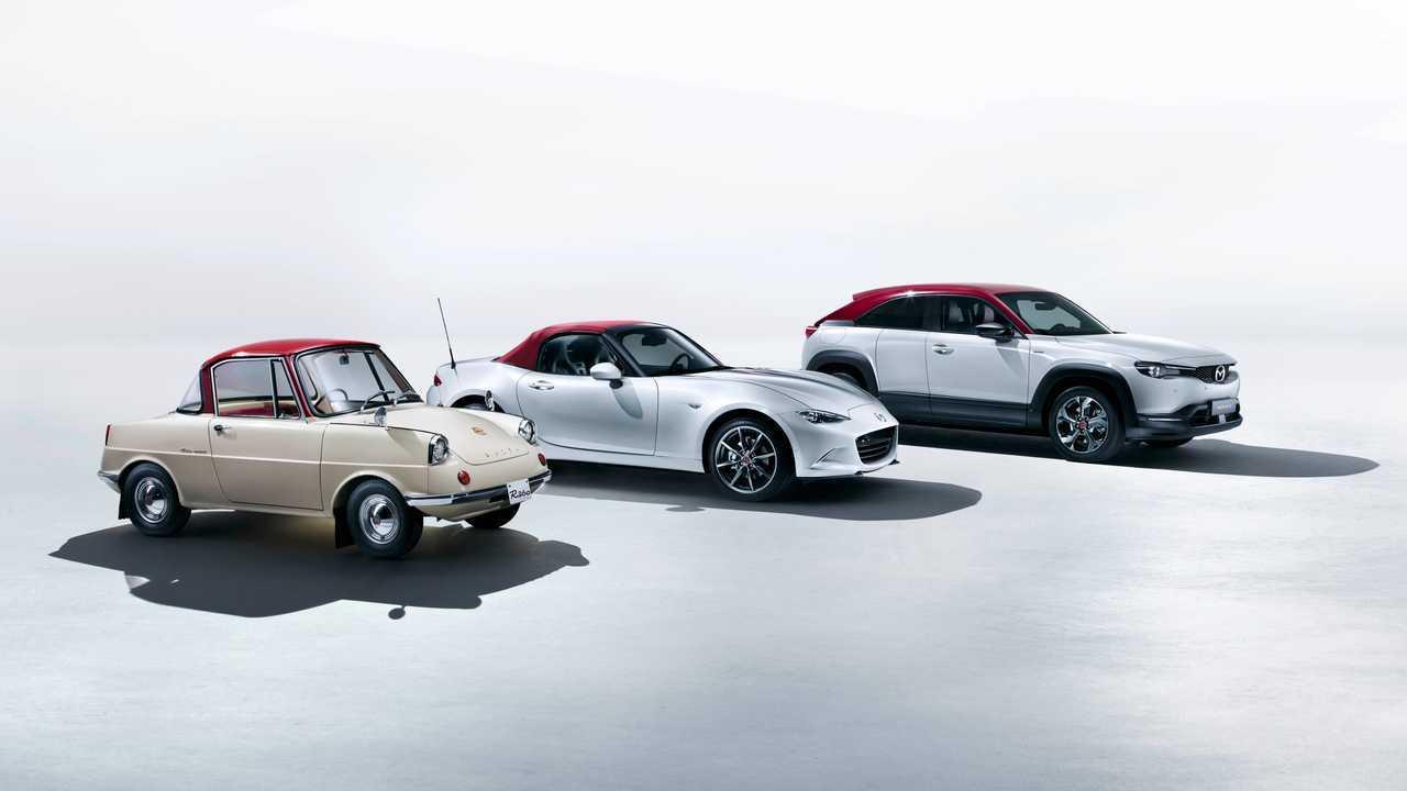 Mazda, ediciones 100 aniversario