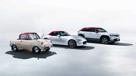 Mazda festeggia i 100 anni con una serie speciale