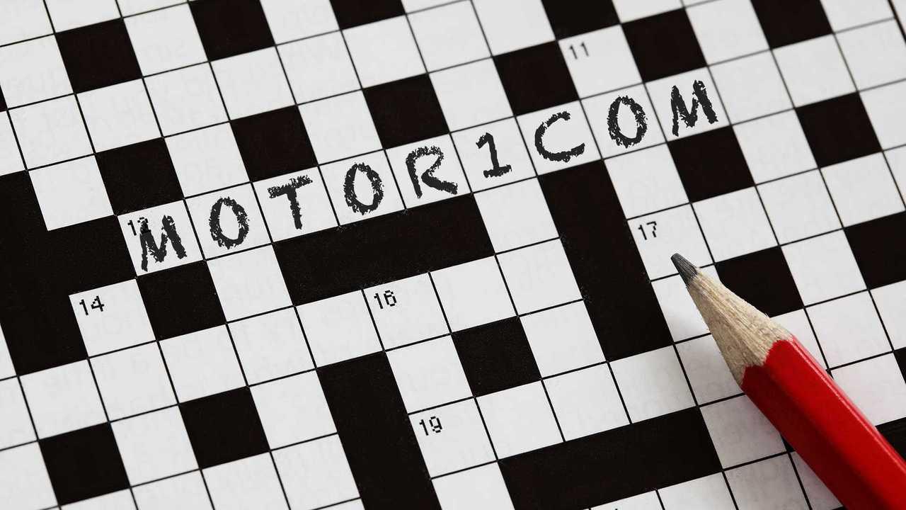 Motor1 Auto Crossword Puzzle