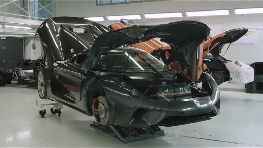 Koenigsegg homologation process screenshots