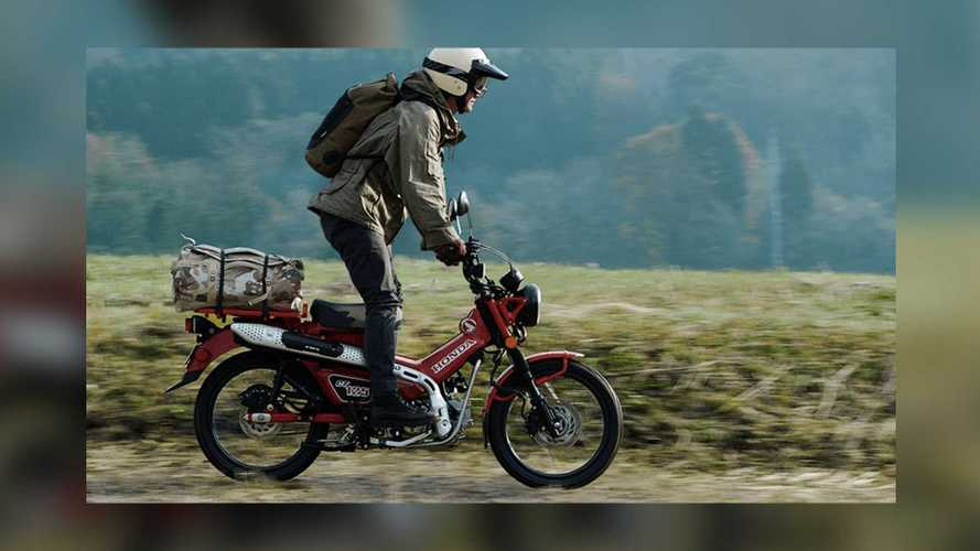 5 Things You Should Know About The 2021 Honda CT125