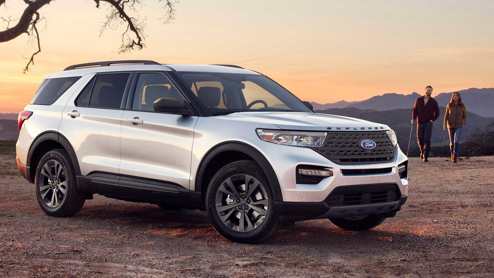 Ford Explorer XLT Getting Sport Appearance Package For 4