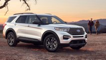 ford explorer xlt sport package