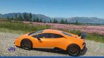 Forza Horizon 4 2020 Ocak güncellemesi
