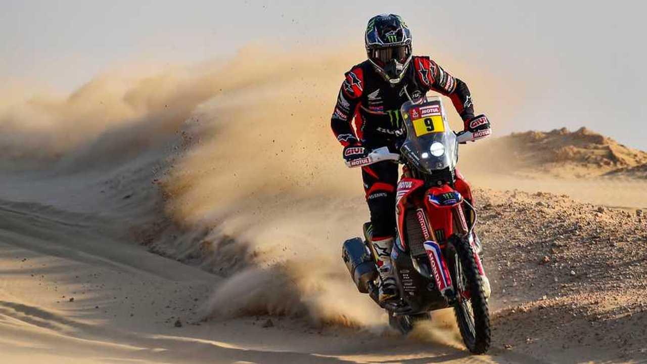 Brabec Dakar