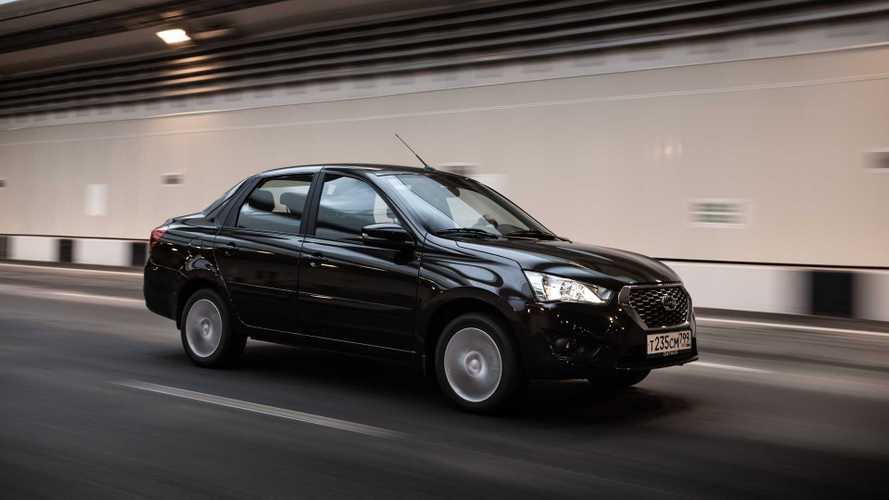 Российский Datsun on-Do обзавелся новой комплектацией
