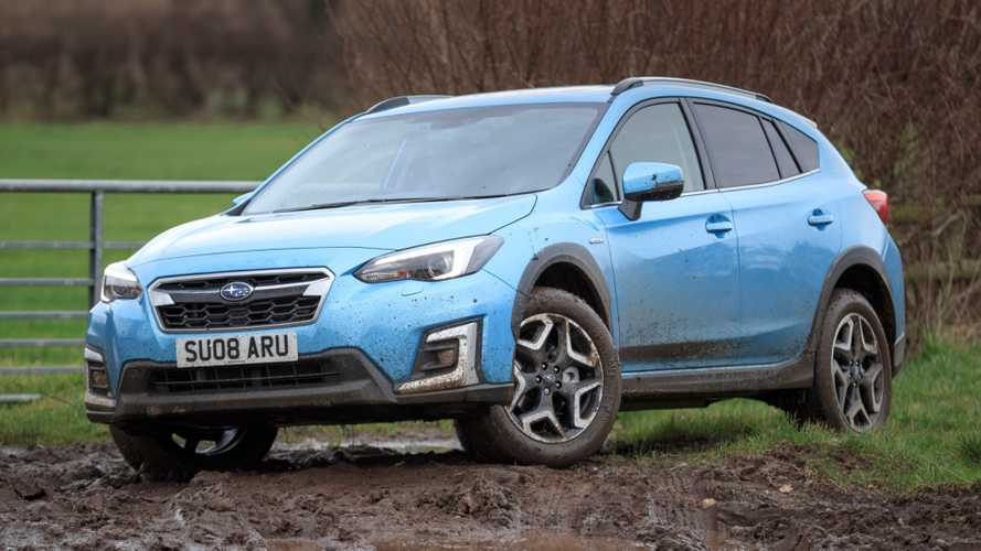 Subaru XV e-Boxer hybrid costs just under £31,000
