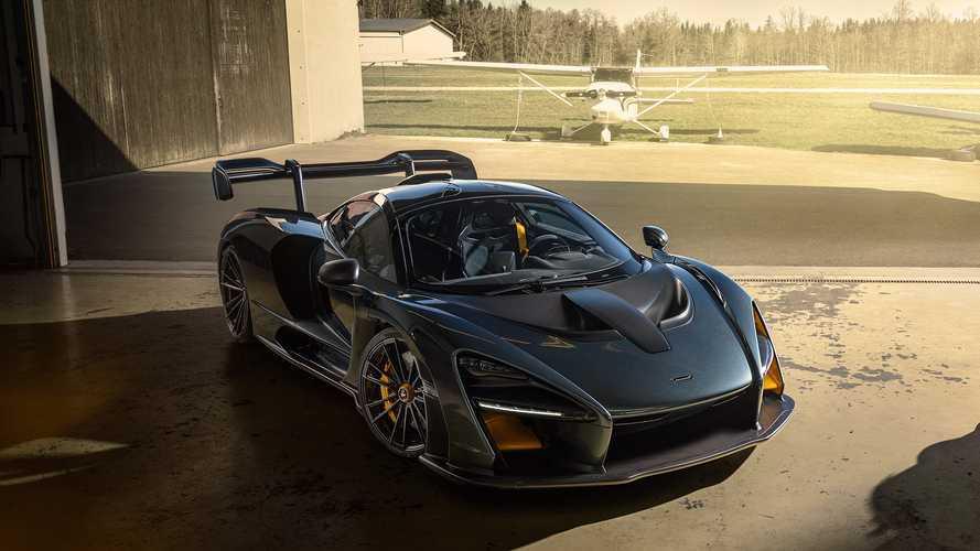 Döbbenetesen kevés autót adott el idén a McLaren