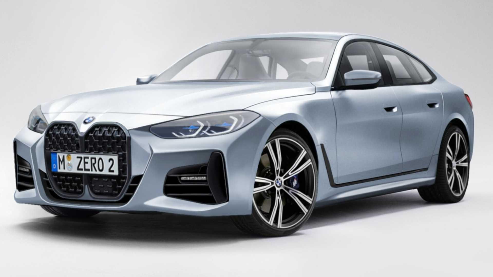 2020 - [BMW] Série 4 Gran Coupé [G26] 2021-bmw-4-series-gran-coupe-rendering