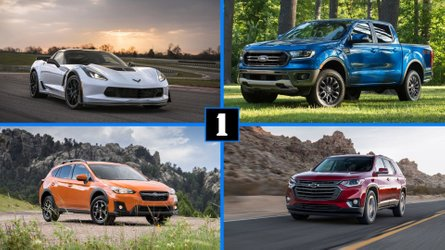 These 10 Cars Lose The Least Value One Year After Driving Off The Lot