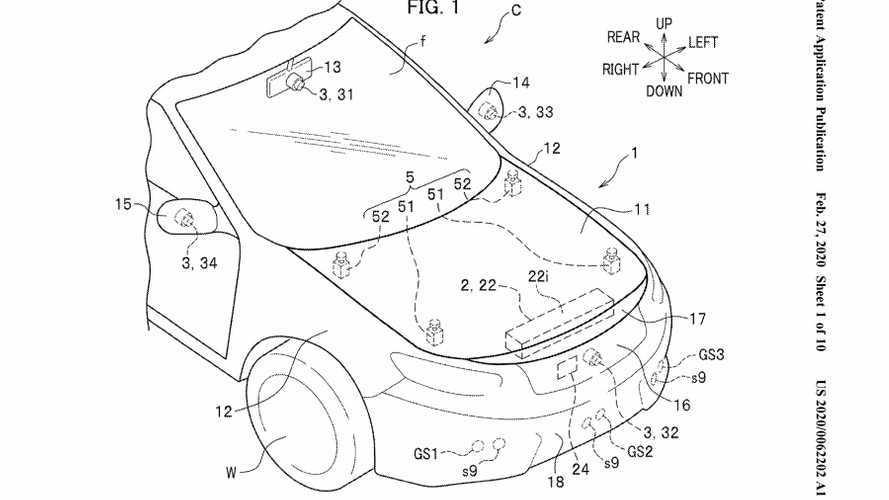 Honda pensa ai motociclisti: brevettato l'airbag esterno per auto